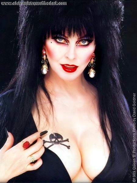 Have won Elvira mistress of the dark are not