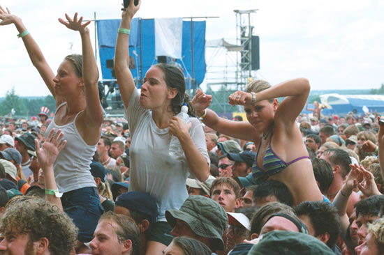 Woodstock is 45 Years Young Earthly Mission